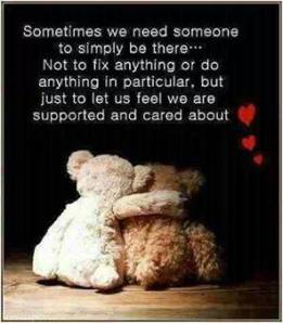 Caring Friends