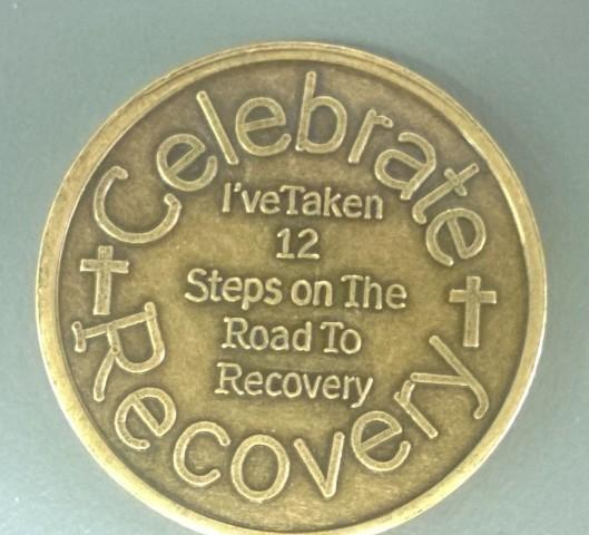12 Step Coin