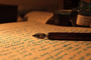 letter pen large