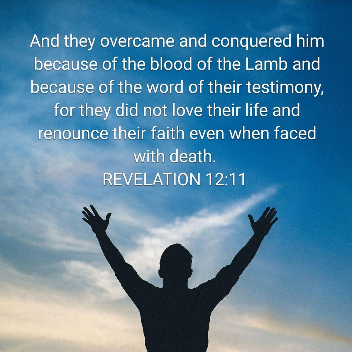 The Wonderful Power Of A Testimony