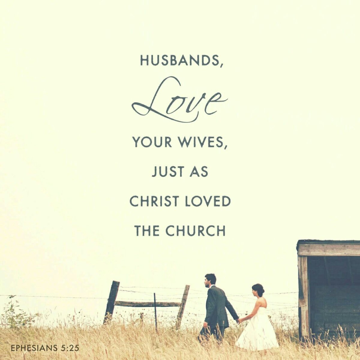 Daily Inspiration 2019: Day 45 | Husbands Love Sacrificially